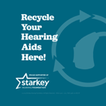 hearing aid recycling program in Onalaska and LaCrosse, WI